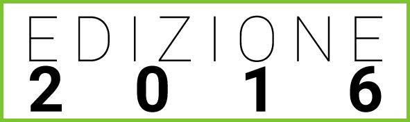Edizione 2016